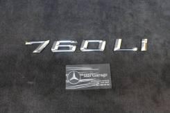 Эмблема багажника. BMW 7-Series, E66, E67