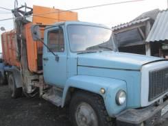 ГАЗ 3307. Продам мусоровоз , 4 250куб. см.