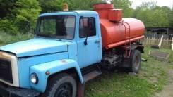 ГАЗ 3307. Продам бензовоз газ 3307, 3 000куб. см., 5 000кг., 4x2