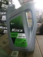Kixx HD1. 10W-40 6L, синтетическое, 6,00л.