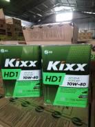 Kixx HD1. 10W-40 4L, синтетическое, 4,00л.