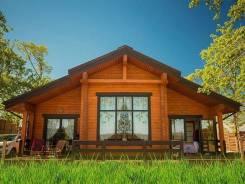 Готовые деревянные дома. от застройщика
