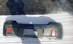 Бампер задний Toyota VITZ, NCP10