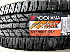 Yokohama Geolandar A/T G015. грязь at, 2021 год, новый