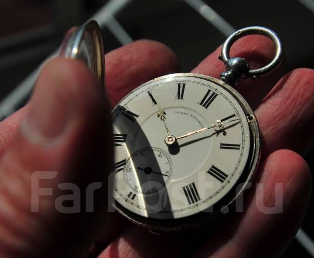 e64c8a14 Редкие серебряные карманные часы 19 века с рубля. Швейцария. В ремонт.