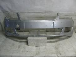 Бампер передний Skoda Fabia (5J) с 2011-2015