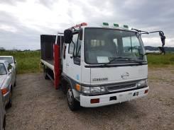 Hino Ranger. 2001 год, 8 000куб. см., 5 300кг., 4x2. Под заказ