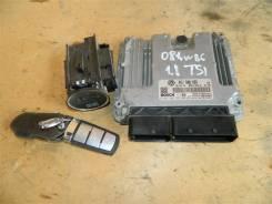 Блок управления двигателем VW Passat B6 2005 - 2010
