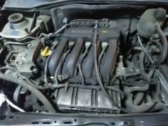 Двигатель в сборе. Renault Clio Renault Symbol, LB, LU01 Двигатели: K7J, K4J