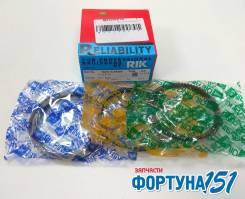 Поршневые кольца STD NISSAN ALMERA N16E QG15DE 12033-5M370, RIK 23295-STD. В наличии в Ростове-на-Дону!