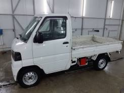 Nissan Clipper Truck. Nissan Clipper микро-грузовик, 700куб. см., 350кг., 4x2