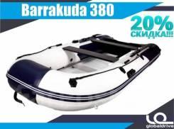 Barrakuda. 2019 год год, длина 3,80м.