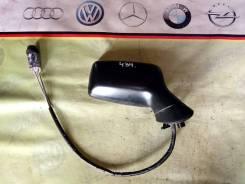 Зеркало заднего вида боковое. Audi 80, 89/B3, 8C/B4