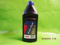Жидкость тормозная TRW DOT4 (1L) PFB401