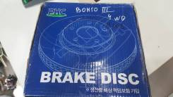 Диск тормозной. Kia K-series Kia Bongo Hyundai Porter II