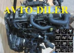 Двигатель Ford Focus 1.8 tdci F9DA 1998-2005