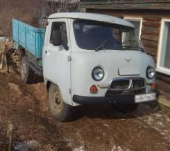 УАЗ 3303. Продается бортовой, 2 400куб. см., 1 000кг., 4x4