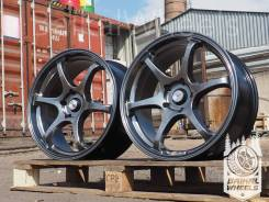 "Advan Racing RGIII. 8.0x18"", 5x114.30, ET38, ЦО 73,1 мм."