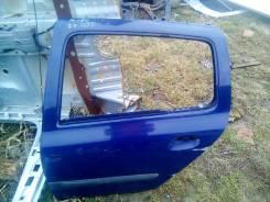 Дверь задняя левая Renault Symbol