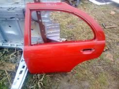 Дверь Nissan Pulsar, левая задняя