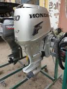 Honda. 30,00л.с., нога S (381 мм), 2006 год