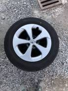 "Продам штатное колесо на Toyota Prius от 2012 года. x15"" 5x100.00"