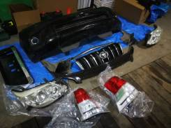 Детали кузова. Toyota Land Cruiser Prado, TRJ150, TRJ150L, TRJ150W Двигатель 2TRFE