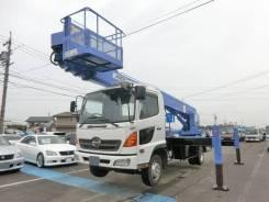 Hino Ranger. Автовышка 27 М, 6 630куб. см., 27,00м. Под заказ