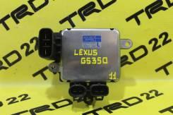 Блок управления вентилятором. Lexus: HS250h, RX350, RX270, ES200, GS350, LS600hL, GS430, RX200t, LS600h, ES300h, RX450h, LS460L, GS460, ES250, ES350...
