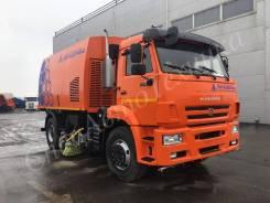 Кургандормаш КО-318Д. Вакуумно подметальная машина Камаз 53605 модель КО-318Д, 6 700куб. см.