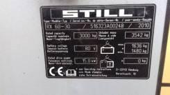 Still. Погрузчик still RX60-30, 3 000кг., Электрический