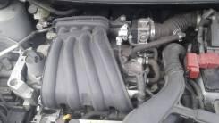 Двигатель HR15 Nissan 2009 года