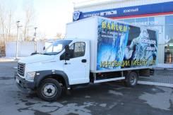 ГАЗ ГАЗон Next. Газон Некст, 4 400куб. см., 5 000кг., 4x2