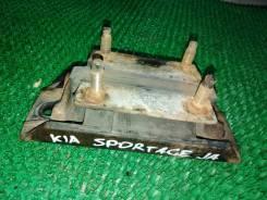 Подушка коробки передач. Kia Sportage, JA Двигатель RF