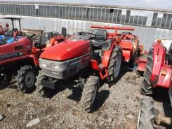 Yanmar. Трактор 20л. с.,4wd, ВОМ, навеска на 3 точки, 20 л.с.