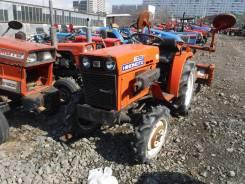 Hinomoto C174. Трактор 17л. с.,3 цилиндра, 4wd, ВОМ, 17 л.с.