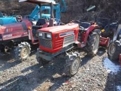 Yanmar. Трактор 22л. с.,3 цилиндра, 4wd, ВОМ, навеска на 3 точки, 22 л.с.