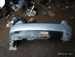 Бампер задний для Nissan Almera (G15) 2013)