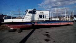 КС-100Д. 1986 год год, длина 12,00м., двигатель стационарный, 170,00л.с., дизель. Под заказ из Кемеровской области