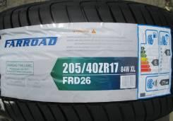 Farroad FRD26. Летние, 2019 год, без износа