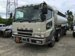 Mitsubishi Fuso. Бензовоз констр. емкость для перевозки нефтепродуктов, 16 031куб. см., 16 000кг., 6x2