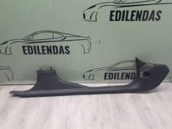 Накладка на порог ford fusion, левая передняя
