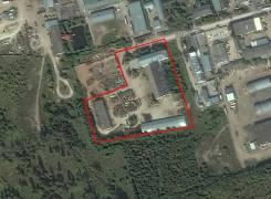 Земля промка со зданиями 2 Га -170 км от МКАД и 6 км от м7. 19 858кв.м., собственность, электричество, вода