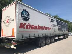 Kassbohrer. 16,5 м. штора XS K. SCX X Domestic Eco, BPW, в наличии, 31 400 кг.