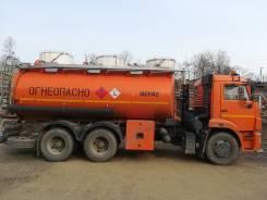 Нефаз 66052. Продается бензовоз -L4, 6 700куб. см., 24 200кг., 6x4