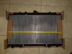 Радиатор охлаждения двигателя. Nissan: Wingroad, Bluebird Sylphy, Primera, AD, Almera, Sunny
