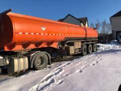 Jinbo. Продаётся цистерна для перевозки ГСМ объём 30000 л. алюминиевая., 39 000кг.