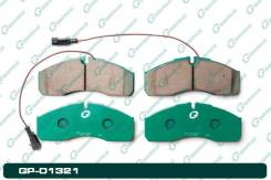 Колодки G-brake GP-01321 G-BRAKE