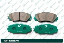 Колодки G-brake GP-02274 G-BRAKE