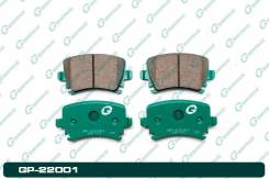 Колодки G-brake GP-22001 G-BRAKE